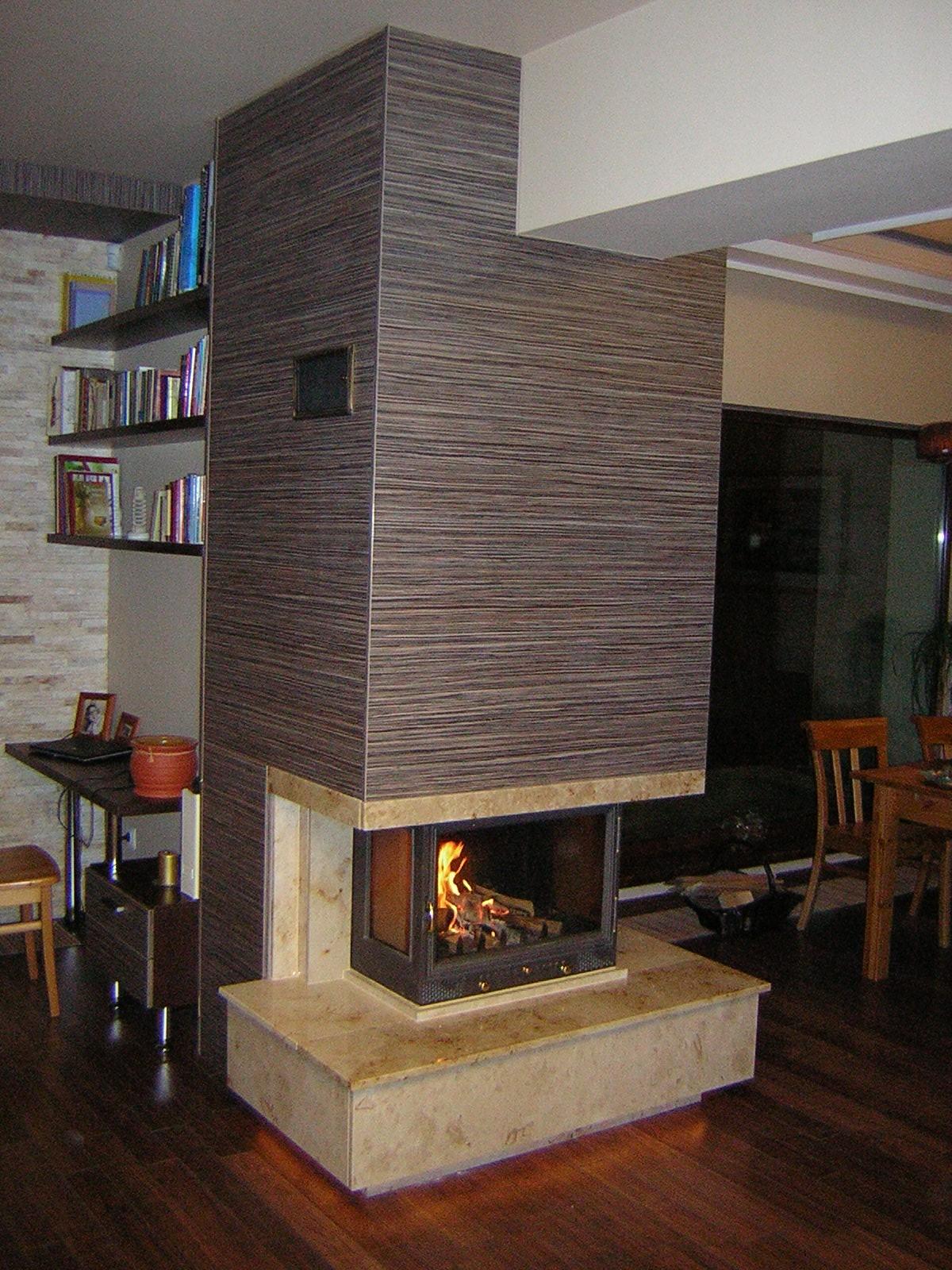 Kandalló építés Komárom-Esztergom megye