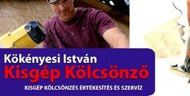 Építőipari Kisgépkölcsönző -Kökényesi István
