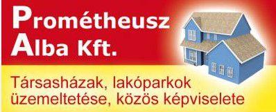 Társasházak, Lakóparkok üzemeltetése, Közös képviselete - PROMÉTHEUSZ ALBA Ingatlankezelő Kft.
